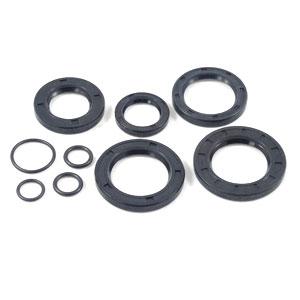 Engine oil seal set: Lambretta Series 2-3, DL/GP, Serveta