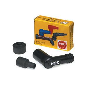 KR NGK SPARK PLUG RUBBER.. Resistor Spark Plug Cap