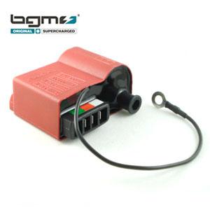 BGM CDI/Ignition coil (red) Lambretta or Vespa