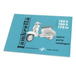 Lambretta series 2 parts catalog