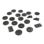Anti vibration washer kit: Series 1-3, DL/GP