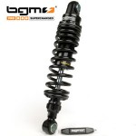 BGM adjustable rear shock Lambretta: black