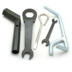 Complete original tool kit