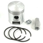 57mm piston and oversizes (16mm pin): 150 D/LD