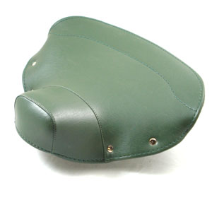 Front seat cover (green): LD