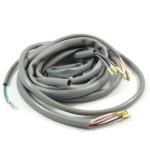 Wiring loom (DC): Lambretta LD 150 mk2/3  (grey)