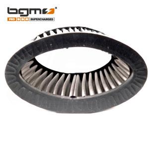 BGM high flow air filter: late series 2, 3, DL/GP, early Serveta