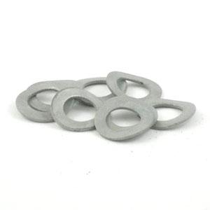 8mm spring washer (wavy): Zinc