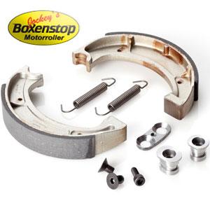 Jockeys rear brake system: Series 1-3,DL/GP