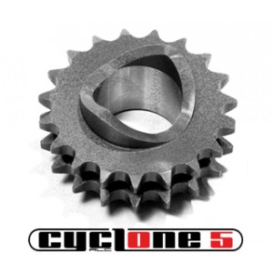 Cyclone 5 Speed front sprocket: 22 tooth