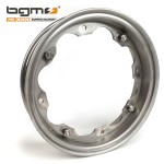 BGM wheel rim, standard: stainless