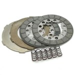 Complete clutch plate kit: TV1