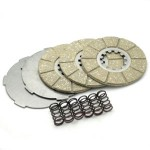Complete clutch plate kit: D/LD