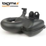 BGM big box touring exhaust for Vespa: P125-150