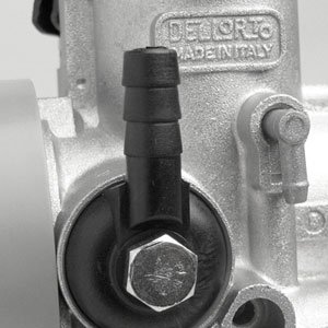 Dellorto PHBH 28BS 2T spigot mount carb L side controls