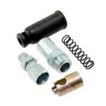 Dellorto cable choke assembly: PHBG carbs