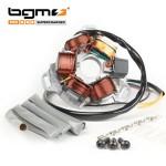 BGM 12v v4.0 electronic stator plate: DC Lambretta