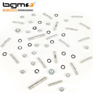 BGM crankcase side cover hardware set
