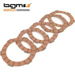 BGM Superstrong clutch cork plates : set of 5