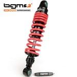 BGM adjustable rear shock Lambretta: red