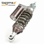 BGM SC/F16 front shock absorber (GS160, GS4, SS180) grey