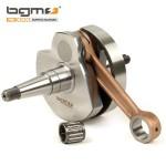 BGM Pro P125-150 touring crankshaft (Vespa): 57mm 105mm rod