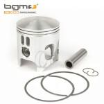 225cc piston assembly: BGM Racetour reed valve 70.0mm x 1.0mm