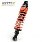 BGM adjustable rear shock Lambretta: orange