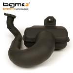 BGM big box sport exhaust for Vespa: P200/Rally200