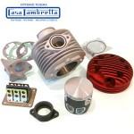 Casa Lambretta SS200 performance cylinder kit