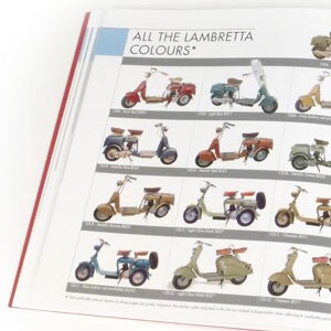 Innocenti Lambretta - Restoration Guide book by Vittorio Tessera