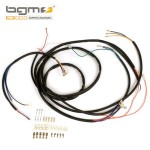 BGM wiring loom for electronic ignition - Vespa AC (black)