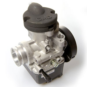 Snakehead carburetor cap: Dellorto PHBH