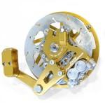Casa Performance hydraulic disc brake: gold