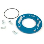 Casa Performance drive side oil seal plate