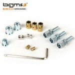 BGM complete cable trunnion and adjuster set