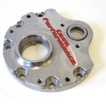 Casa Performance gear box end plate: Series 1-3
