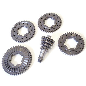 Casa Performance close ratio gearbox