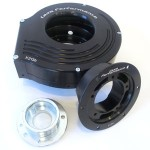 CasaCooler standard magneto housing kit: black