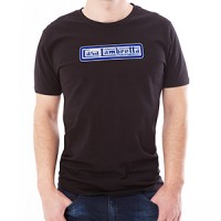 Casa Lambretta North America T Shirt: Black