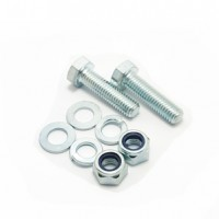 Center stand hardware kit: Series 1-3