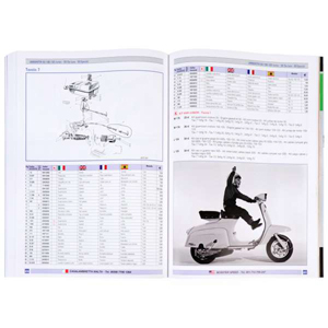 2020 Casa Lambretta 40th Anniversary Catalog