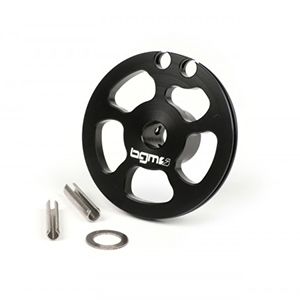 BGM gear change roller: black