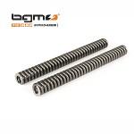 BGM 10% uprated front fork springs: Lambretta series 1-3, DL/GP, Serveta