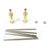MB Dellorto jet needle and atomizer set for PHBH