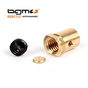 BGM gear/clutch cable trunnion: short, oversized