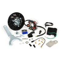 Ducati 'Firefly' 12v 90w electronic ignition kit for 'smallframe' Lambretta models