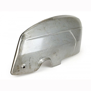 Side panel set: Lambretta SX 200 early Serveta Jet 200