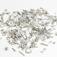 Complete hardware kit for series 1-3 Lambretta stainless