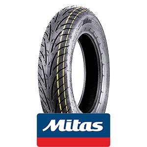 Mitas Touring Force: 90/90x10 tire 50J